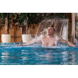 Wellness-Wochenende mit Rückenmassage von November bis April